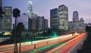 Los Angeles Night
