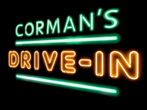 CORMAN'S DRIVE-IN LOGO